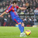 Luka Milivojevic scored on Saturday against Leicester (Adam Davy/PA)