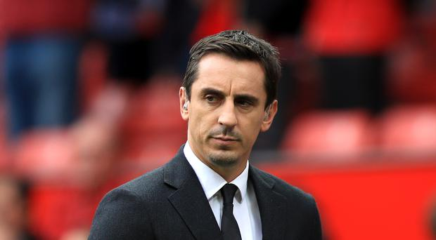 Gary Neville knows who he wants to be the next Manchester United manager.