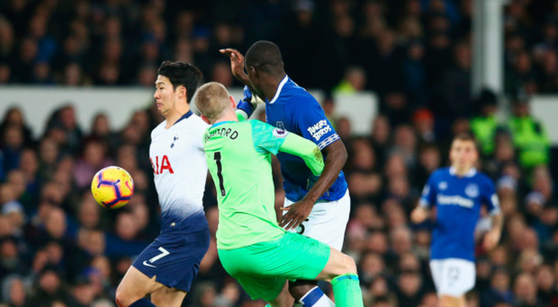 Tottenham beat Everton in Premier League blowout