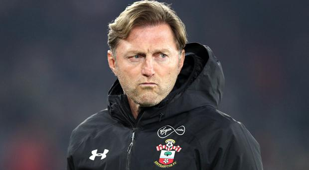 Ralph Hasenhuttl wants to give opportunities to young players (Andrew Matthews/PA)