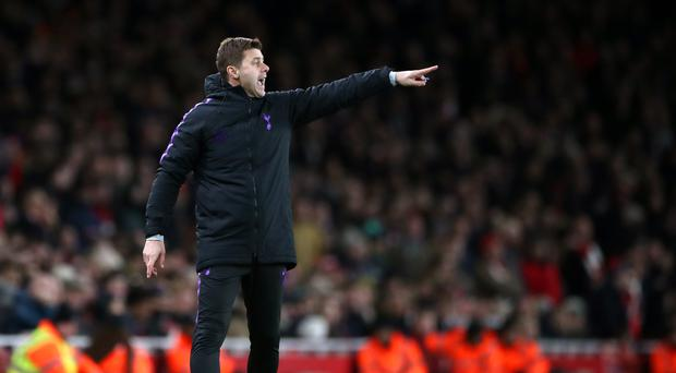 A home defeat to Wolves was hard for Mauricio Pochettino to take (Nick Potts/PA)