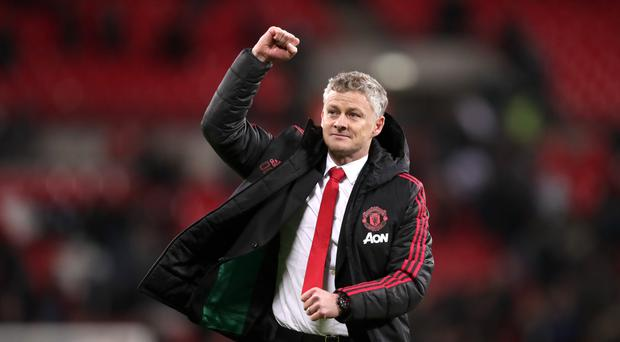 Pogba lauds 'freedom' under new Manchester United boss Solksjaer
