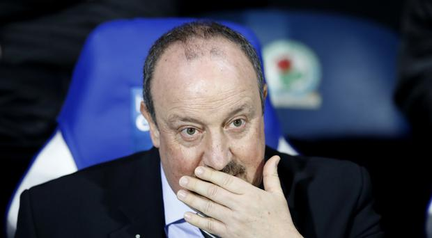 Newcastle manager Rafael Benitez is gearing up for a crucial Premier League clash with Cardiff (Martin Rickett/PA)
