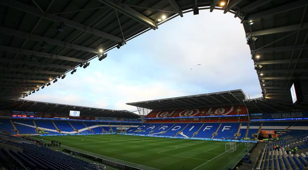 Fears are growing over Cardiff's new record signing Emiliano Sala after a light aircraft went missing (Mark Kerton/PA)
