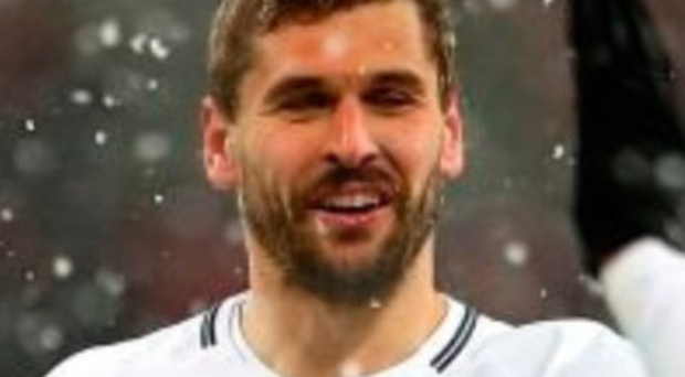 Hit man: Fernando Llorente is key to Spurs' Cup ambitions
