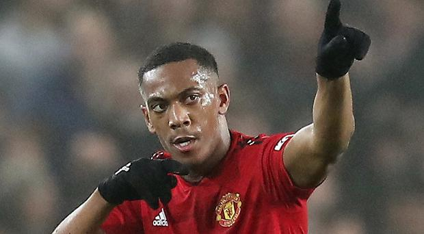 Ole Gunnar Solskjaer has challenged Anthony Martial to make his mark at Old Trafford (Martin Rickett/PA)