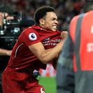 Trent Alexander-Arnold is a regular for Liverpool (Peter Byrne/PA)