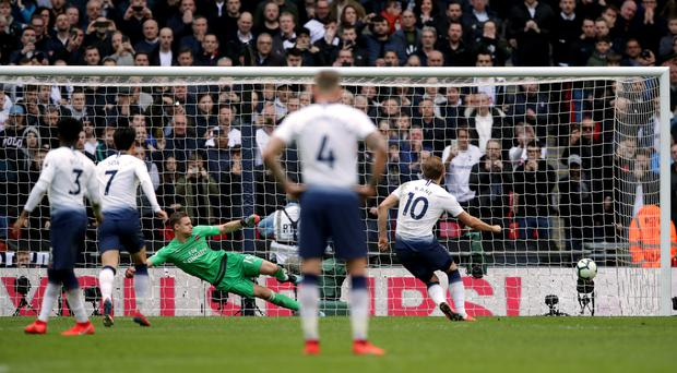 Kane is able as Arsenal pay penalty in dramatic derby draw