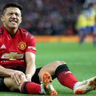 Alexis Sanchez is determined to be successful at Manchester United after a frustrating season (Martin Rickett/PA)
