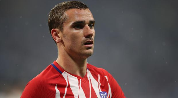 Atletico Madrid's Antoine Griezmann could be moving (Nick Potts/PA)
