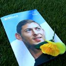 Argentinian striker Emiliano Sala was killed in a plane crash in the English Channel on January 21 (Mark Kerton/PA)