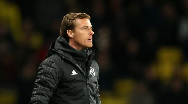 Fulham caretaker manager Scott Parker was unable to stop the side tumbling out of the Premier League (Nigel French/PA).