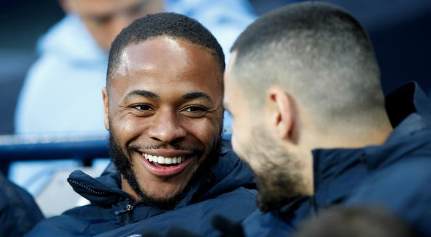 Raheem Sterling will pay for students at his former school to attend the FA Cup semi-final. (Martin Rickett/PA)