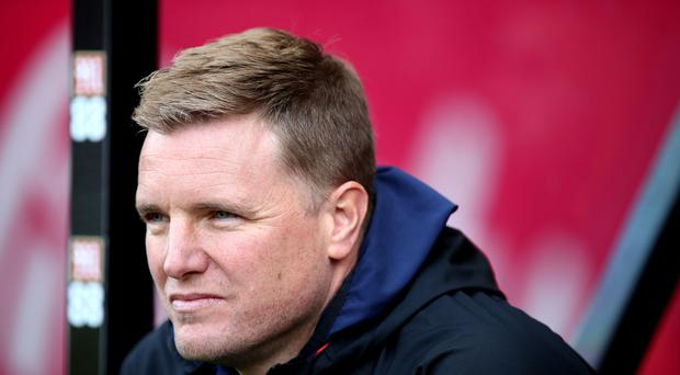 Eddie Howe's Bournemouth have won only one from nine (Andrew Matthews/PA Images)