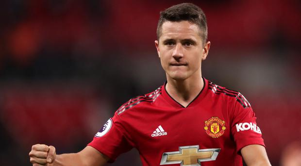 Ander Herrera looks to be heading for the Old Trafford exit door (John Walton/PA)