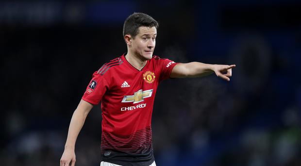 Ander Herrera is wanted by Arsenal (Adam Davy/PA)