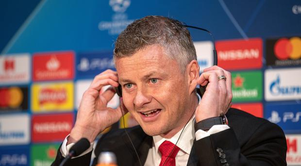 Manchester United manager Ole Gunnar Solskjaer has not heard that Paul Pogba wants to leave (Ian Hodgson/PA)