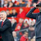 Liverpool manager Jurgen Klopp said he would not be offering any advice to Manchester United boss Ole Gunnar Solskjaer (Martin Rickett/PA)