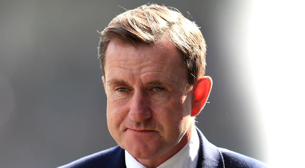 Huddersfield chairman Dean Hoyle has agreed the sale of the club (Mike Egerton/PA)
