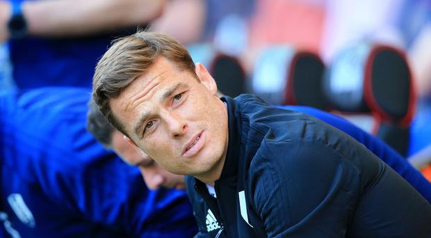 Scott Parker wants his future deciding (Mark Kerton/PA)