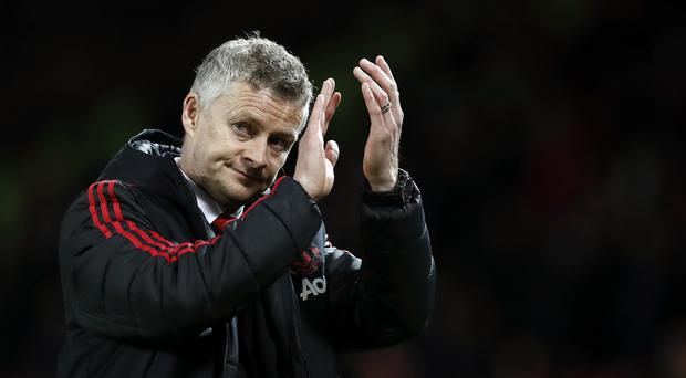 Manchester United's performances and results have dropped off in recent weeks (Martin Rickett/PA)