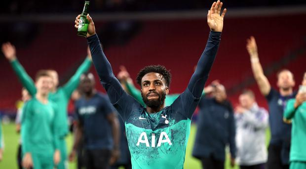 Danny Rose opened up about his mental health issues ahead of last summer's World Cup (Adam Davy/PA)