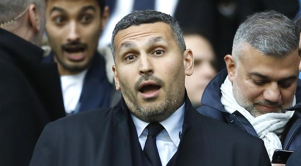 Manchester City chairman Khaldoon Al Mubarak has come out fighting (Martin Rickett/PA)
