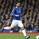 Everton are closing in on a permanent deal for Barcelona midfielder Andre Gomes (Martin Rickett/PA)