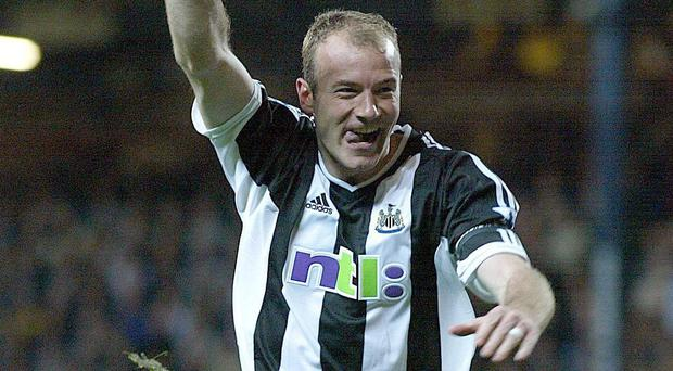 Alan Shearer has had his say on the departure of Rafael Benitez (Martin Rickett/PA)