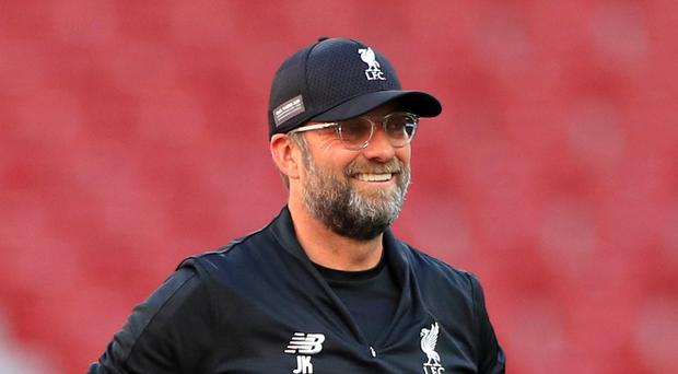 Liverpool boss Jurgen Klopp has made his first signing of the summer (Mike Egerton/PA)