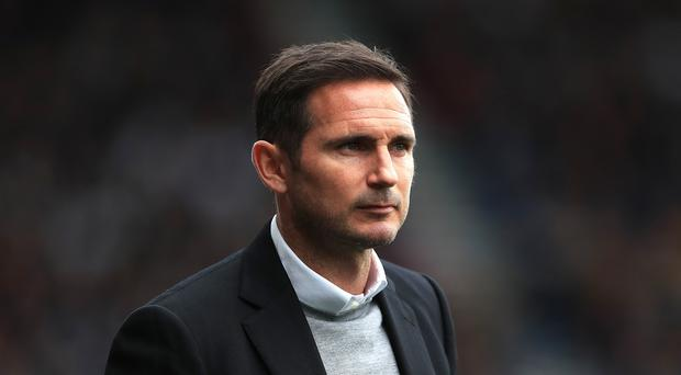 Frank Lampard has been appointed as head coach of Chelsea (PA)