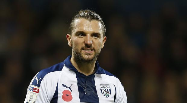 Jay Rodriguez has rejoined Burnley (Andy Yates/PA)