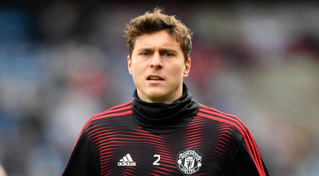 Victor Lindelof has been linked with a move away from Manchester United (Anthony Devlin/PA)