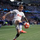 Kieran Trippier is set to leave Tottenham to join Atletico Madrid (Peter Byrne/PA)