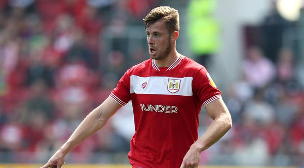 Bristol City's Adam Webster is close to joining Brighton. (Andrew Matthews/PA)