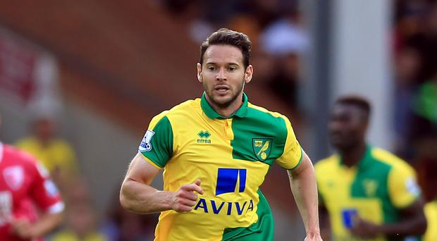 Matt Jarvis is without a club on the eve of the season. (Nigel French/PA)