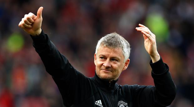 """Manchester United manager Ole Gunnar Solskjaer expects to complete """"one or two"""" deals before the transfer deadline with the signing of England defender Harry Maguire imminent (Martin Rickett/PA)"""