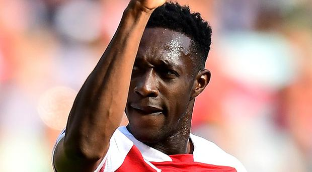 Danny Welbeck's time at Arsenal was riddled with injuries (Victoria Jones/PA)