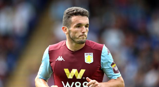 John McGinn has signed a new five-year contract with Aston Villa (Tim Goode/PA)