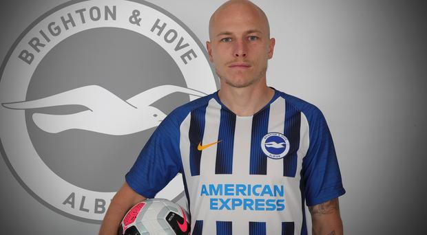 Aaron Mooy has joined Brighton on loan (Brighton and Hove Albion FC)