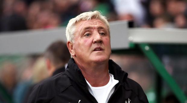 Steve Bruce feared the chance to manage Newcastle had gone for good (Jane Barlow/PA)