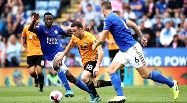Image result for Ndidi vs wolves