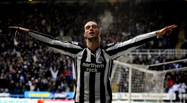 Andy Carroll cannot wait to resume his career at first club Newcastle (John Giles/PA)