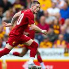 Liverpool winger Ryan Kent will not be allowed to join Rangers on loan (Barrington Coombs/PA)