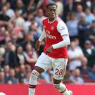 Joe Willock, 20, has started both of Arsenal's Premier League matches so far (Yui Mok/PA)