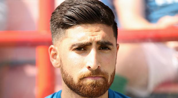 Alireza Jahanbakhsh, pictured, is yet to feature for Brighton under Graham Potter (Steven Paston/PA)