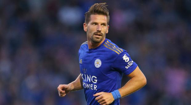 Leicester City's Adrien Silva has joined Monaco on loan (Nigel French/PA)