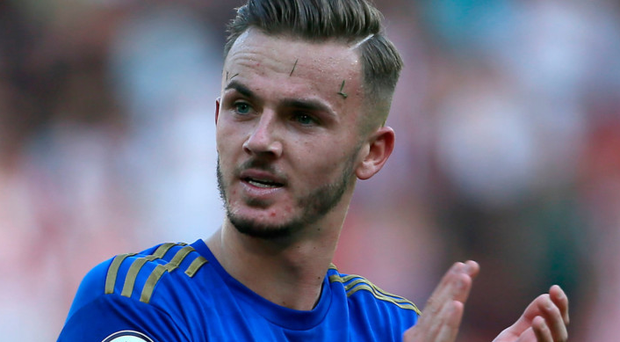 Warning: James Maddison