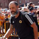 Nuno Espirito Santo's side have had a busy week (Darren Staples/PA)