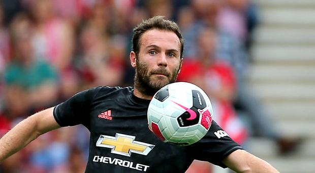 Juan Mata wants Manchester United to kill games off (Mark Kerton/PA)